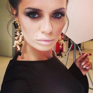 model, and actress Victoria Bonya