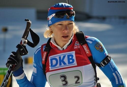 Russian Olympians Olga Zaitseva