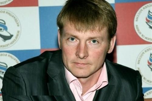 Russian Olympians Alexander Zubkov