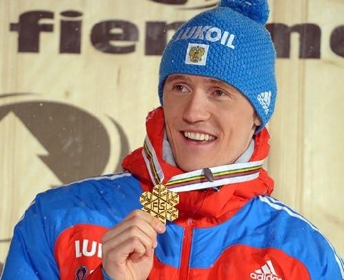 Russian Olympians Nikita Kriukov, 28