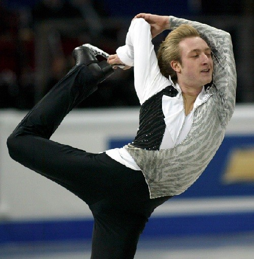Evgeni Plushenko Russian Olympians