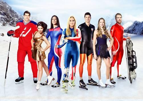 2014 Winter Olympics Russian national team. Elena Ilinykh and Nikita Katsalapov