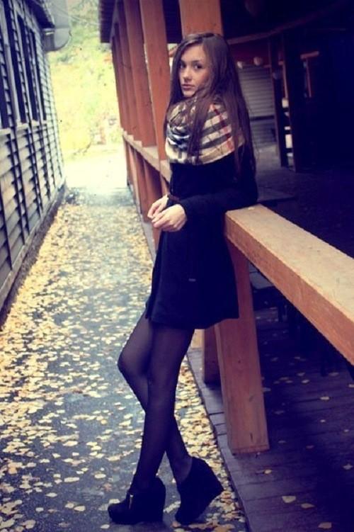 Russia's Longest legs Anastasia Strashevskaya