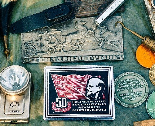 Soviet Union artifacts