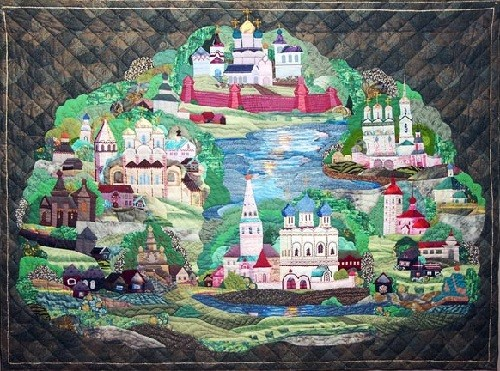 Russian Patchwork