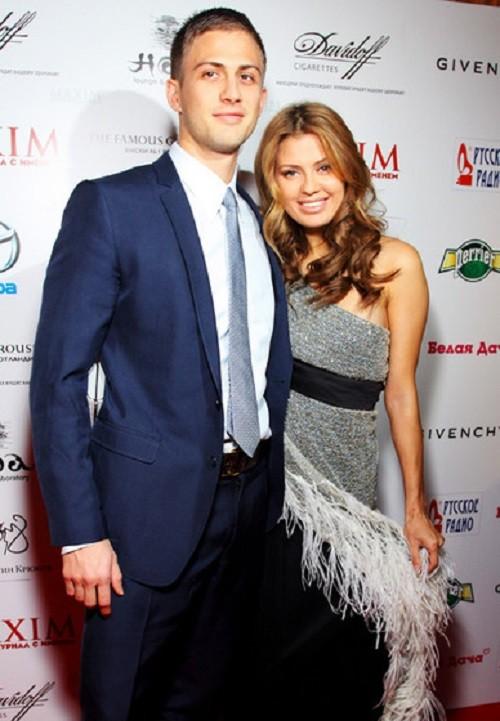 Victoria Bonya and Alexander Smurfit