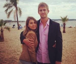 Happy together, Victoria Bonya and Alexander Smurfit