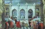 Alexander Benois. stage design by The World of Art