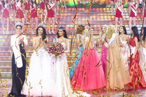 Miss Russia 2014 finalists
