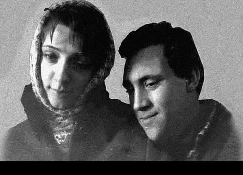 Lyudmila Abramova and Vladimir Vysotsky