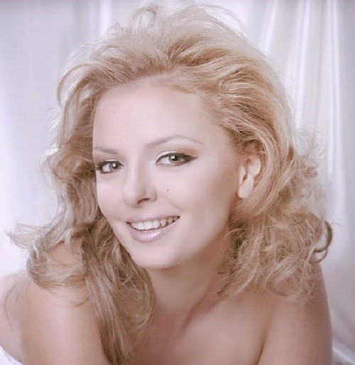 actress Marina Orlova