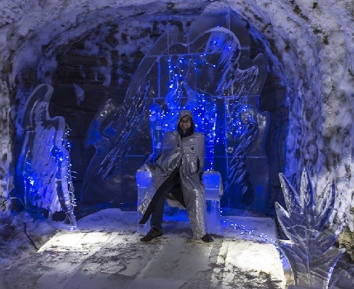 Residence of Ded Moroz (Santa Claus)