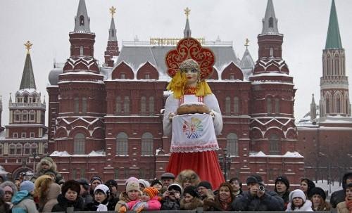 Russian Maslenitsa