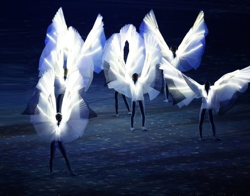 Sochi Olympics closing ceremony