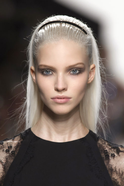 Russian supermodel Sasha Luss