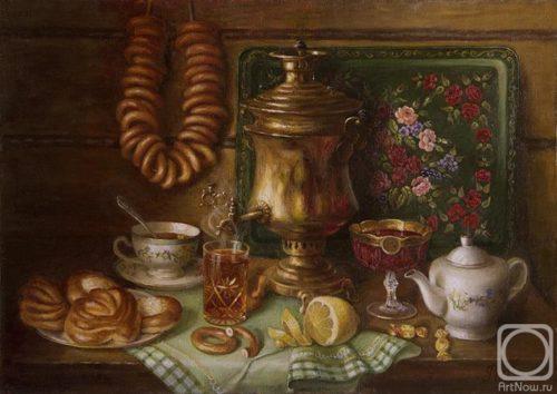 Russian artist Irina Gayduk