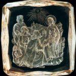 Russian jeweler and stone carver Vladimir Kamenev