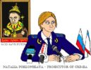 Creativity of Natalia Poklonskaya's fans