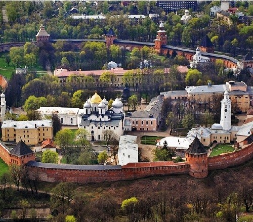Historic Monuments of Novgorod and Surroundings (Russian Cultural Heritage)