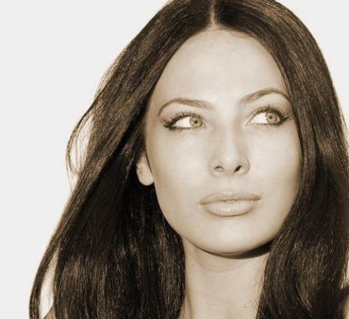 Miss Russia Julia Alipova