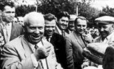 Khrushchev gave Crimea to Ukraine