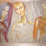 Painting by Sasha Pivovarova