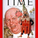 Khrushchev gave Crimea to Ukraine