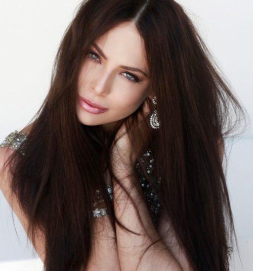 2014 Miss Russia Julia Alipova
