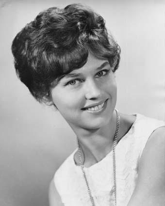 1962 Miss Universe Tania Verstak