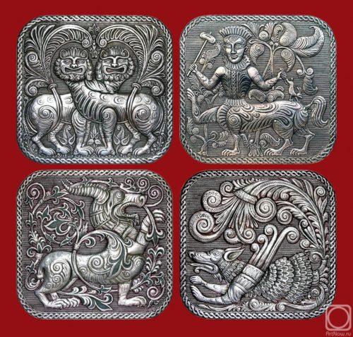 Vladimir-Suzdal antiquities