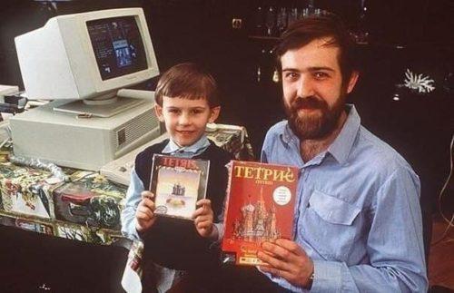 Legendary Russian game programmer Alexey Pajitnov