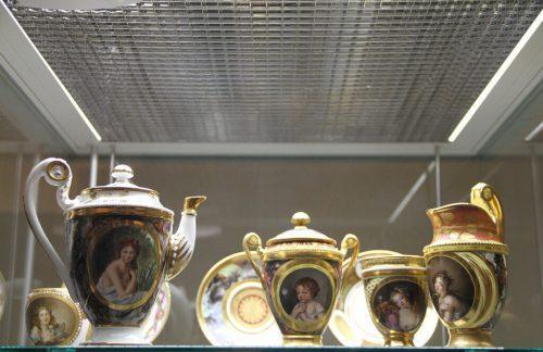 Crockery, Yusupov porcelain