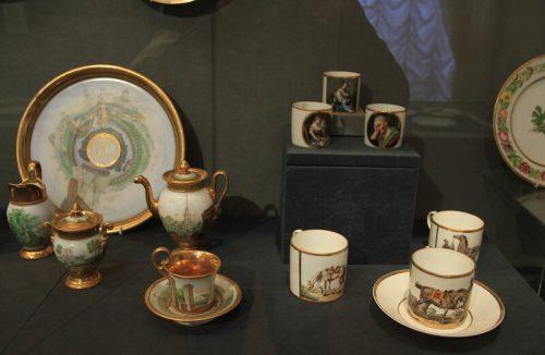 Yusupov porcelain
