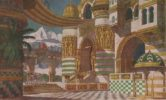 1905 set design for the opera by Ivan Bilibin