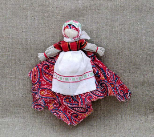 Rvanka doll
