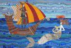 Mosaic art by mosaicist Irina Charny