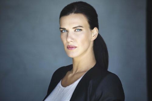 Russian Actress Natalie Burn