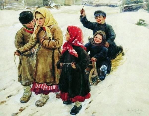 Troika, 1906