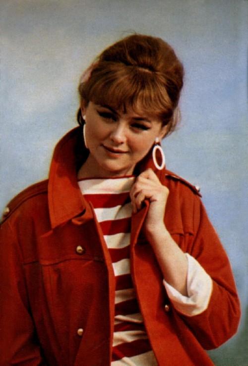 Russian actress Natalya Seleznyova