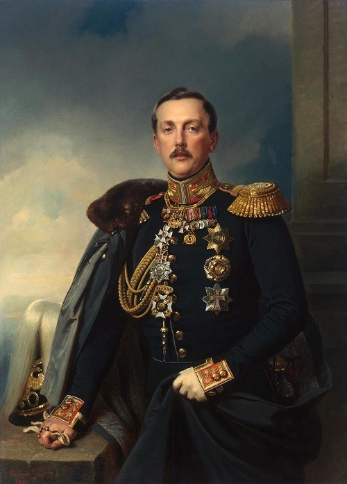 Alexander Arkadyevich Suvorov, Prince Italsky, Count Rymniksky (13 June 1804, Saint Petersburg – 12 February 1882, Saint Petersburg) - Russian general, diplomat and politician