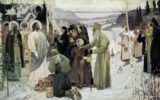 Holy Russia. Saint Russia by Mikhail Nesterov