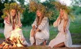 On the eve of Ivan Kupala Day