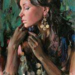 Russian artists Michael and Inessa Garmash