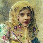 'Portrait of a Girl'.