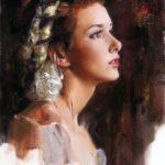 Russian artists Michael and Inessa Garmash