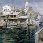 Venice. Village', 1908. Artist Fedot Sychkov