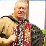 Russian politician Vladimir Zhirinovsky
