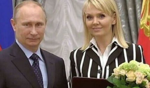 In 2014 Valeria became the People's Artist of Russia
