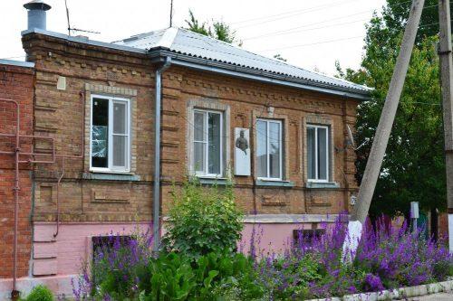 House of Ivan Poddubny