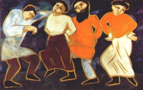 Peasant dances